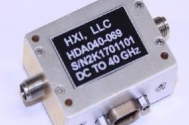 NEW BROADBAND DIGITAL ATTENUATOR DC to 40 GHz
